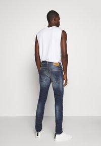 Diesel - D-AMNY-Y - Slim fit jeans - 009fb - 2