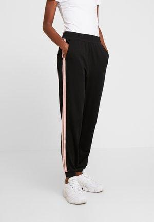 KASIGNE PANTS - Trousers - black deep