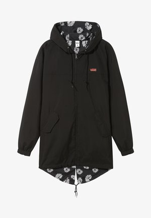MERCY  - Parka - black imperfect floral