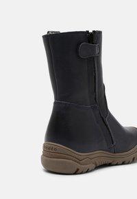 Froddo - LINZ TEX UNISEX - Winter boots - blue - 5