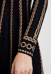 Derhy - NAVIRE - Jumper dress - black - 6