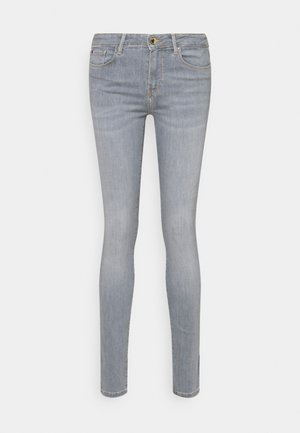 FLEX COMO - Jeansy Skinny Fit - grey denim