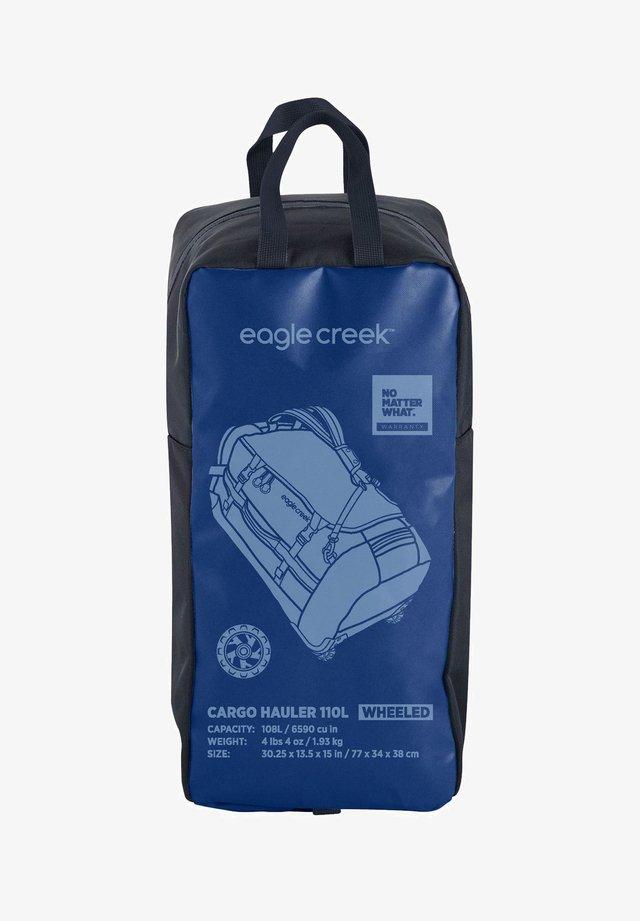 CARGO HAULER  - Wheeled suitcase - arctic blue