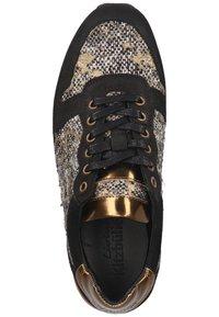 Living Kitzbühel - Sneakers laag - schwarz  weiß  gold - 3