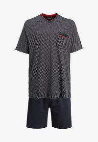 Götzburg - ALAN SET - Pyjama set - navy - 6