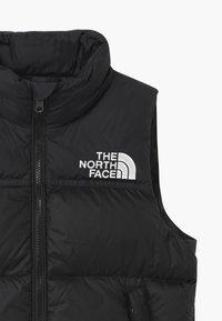 The North Face - 1996 RETRO NUPTSE UNISEX - Waistcoat - black - 2