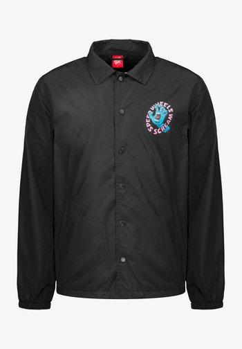 COACH - Summer jacket - black