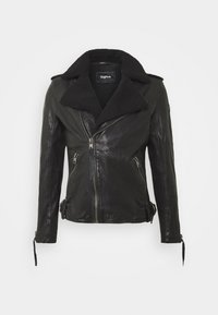 Tigha - BEREND - Leather jacket - black - 0