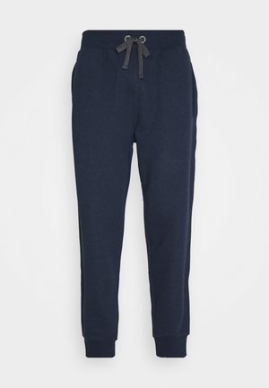 PANTS - Pyjama bottoms - blue denim melange