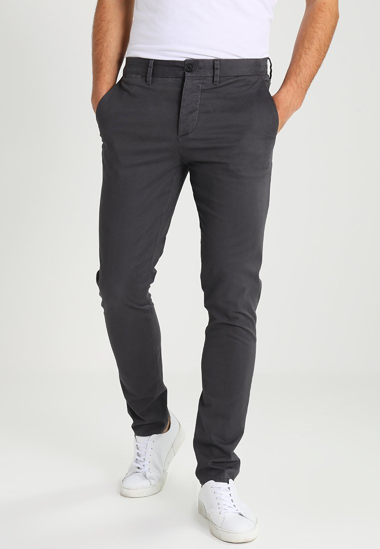 AllSaints - PARK - Chinos - slate grey