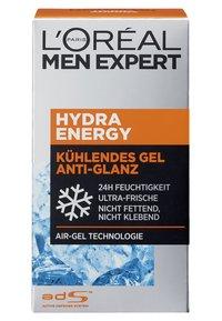 L'Oréal Men Expert - HYDRA ENERGY COOLING MOISTURIZING ANTI-GLARE 50ML - Face cream - - - 4