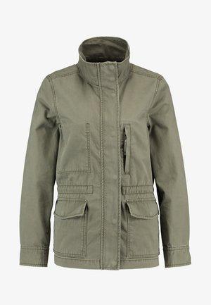 SURPLUS JACKET - Summer jacket - desert olive