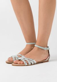 Anna Field - LEATHER - Sandalias - mint - 0