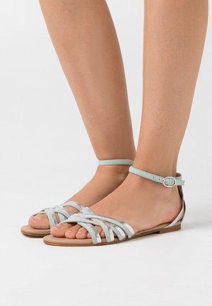 LEATHER - Sandales - mint