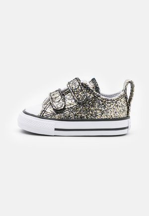 CHUCK TAYLOR ALL STAR UNISEX - Tenisky - black/silver/bronze