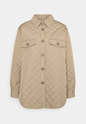 JOSETTE JACKET - Light jacket - safari