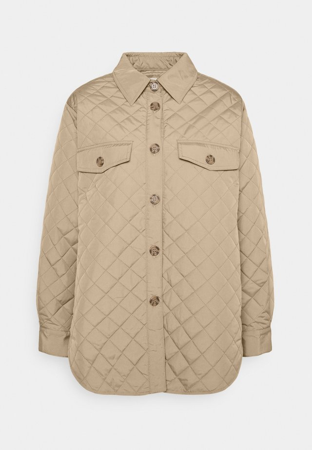 JOSETTE JACKET - Jas - safari