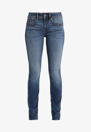 MIDGE SADDLE STRAIGHT - Straight leg jeans - elto superstretch