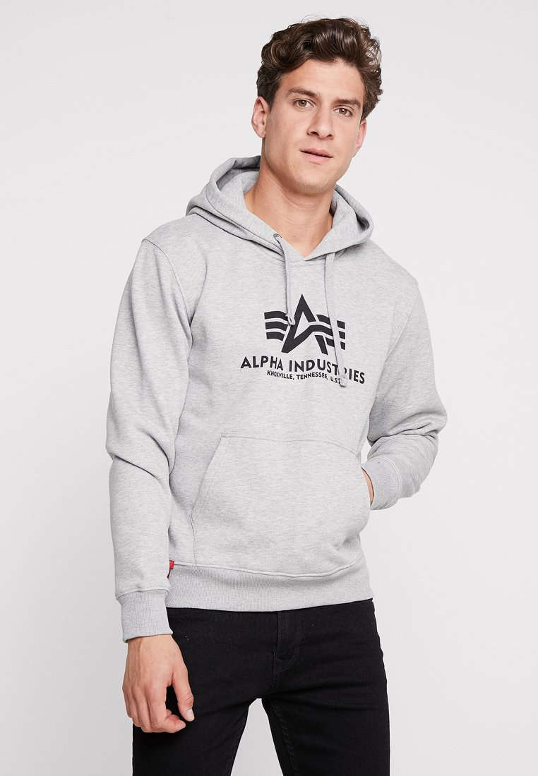 Alpha Industries - Luvtröja - grey