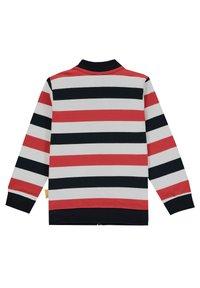 Steiff Collection - MIT MATROSENBÄR - Zip-up sweatshirt - steiff navy - 1