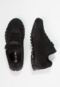 Kappa - FOLLOW - Chaussures d'entraînement et de fitness - black/grey - 1