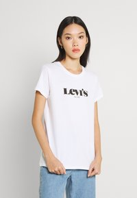 Levi's® - GRAPHIC TEE 2 PACK - Triko spotiskem - white - 1