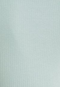 Cotton On - MATERNITY HIGH NECK MIDI DRESS - Jerseykjole - horizon blue - 2