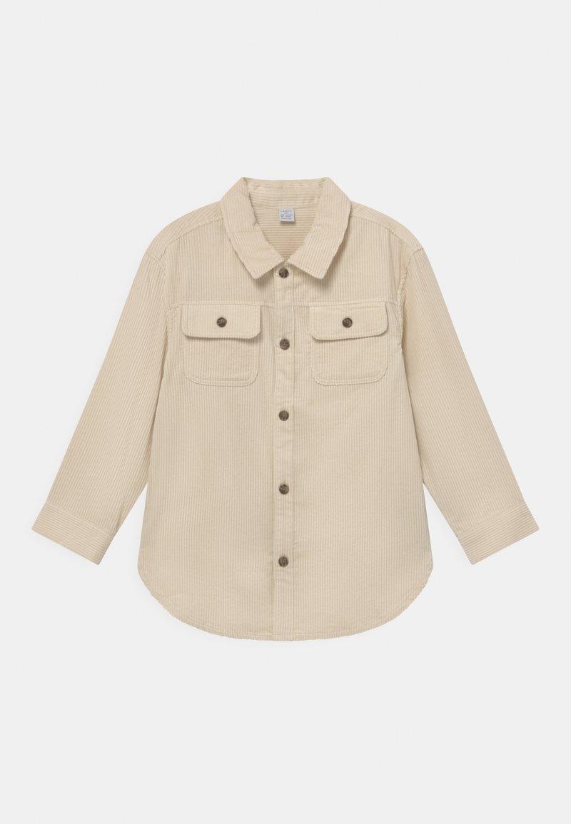 Lindex - COURTNEY  - Button-down blouse - light beige