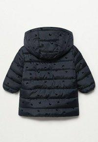 Mango - ANORAK - Winter coat - dark navy - 1