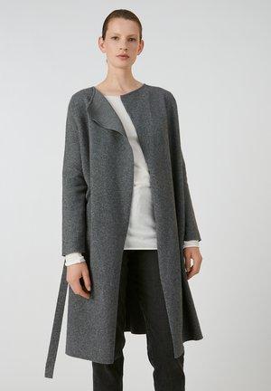 SEVAAL - Cardigan - mid grey