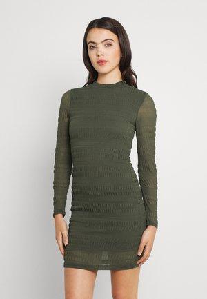 JDYCASSIE DRESS  - Shift dress - deep depths