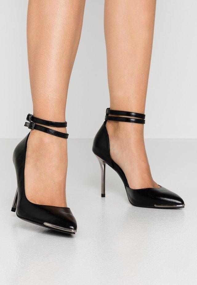 ONLCHARLIE  - Zapatos altos - black