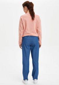DeFacto - Trousers - blue - 2