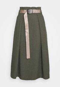 esmé studios - ELENA SKIRT - A-line skirt - thyme - 0
