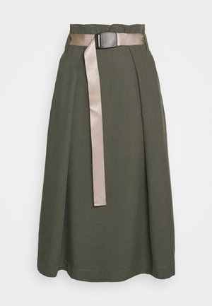 ELENA SKIRT - Gonna a campana - thyme