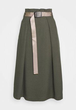 ELENA SKIRT - A-line skirt - thyme