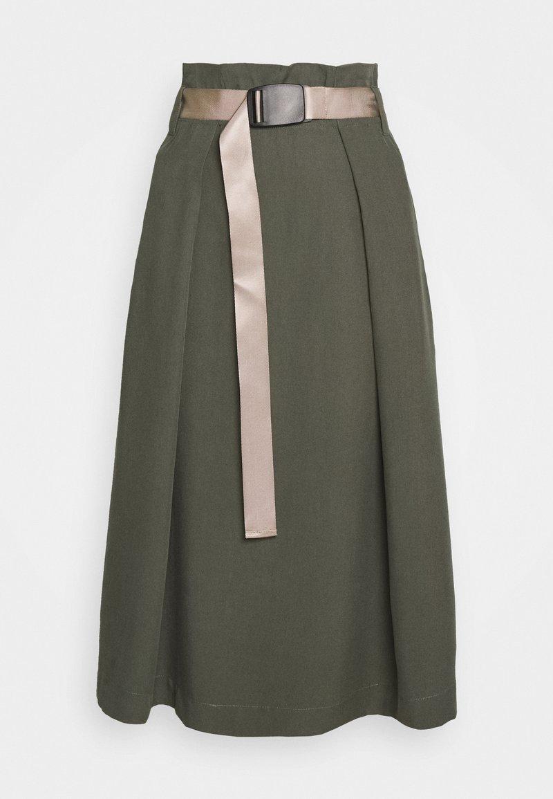 esmé studios - ELENA SKIRT - A-line skirt - thyme