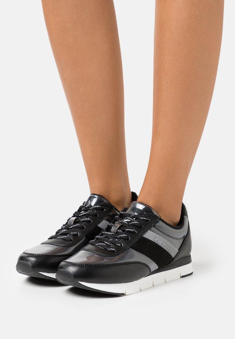 Calvin Klein - TEA - Zapatillas - black