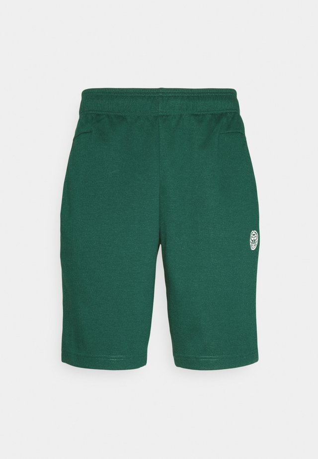 DANYO BASIC SHORTS - Short de sport - dark green