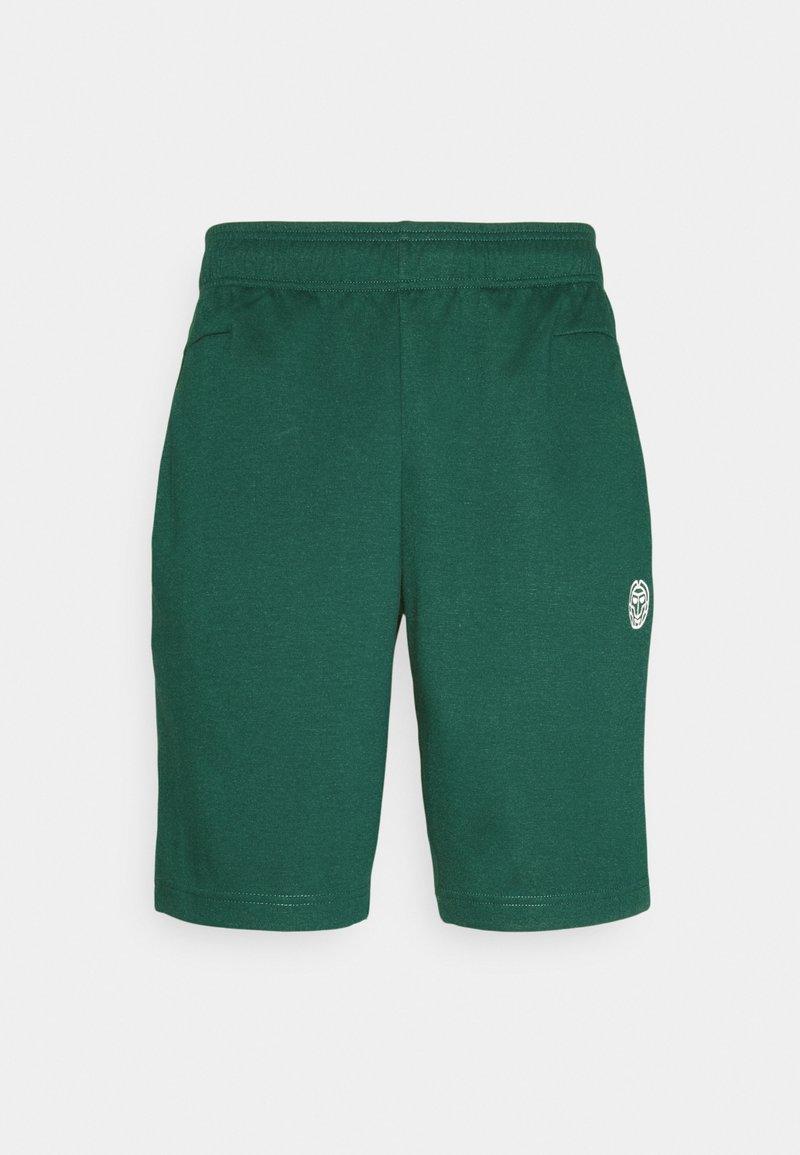 BIDI BADU - DANYO BASIC SHORTS - Urheilushortsit - dark green