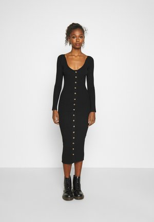 ALLISTER - Jumper dress - black