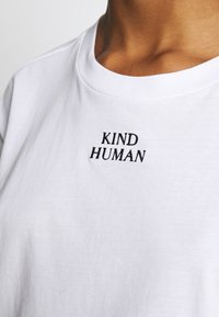 Monki - TOVI TEE - Print T-shirt - white - 5
