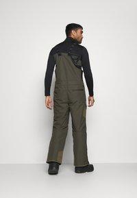Brunotti - Zimní kalhoty - pine grey - 2