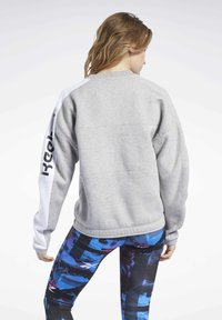 Reebok - CREW - Sweater - grey - 2