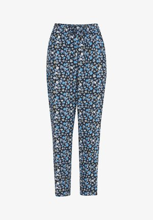 JOELLA   - Trousers - brunnera blue mix