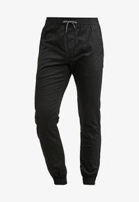 Volcom - FRICKIN SLIM FIT - Trousers - black - 6