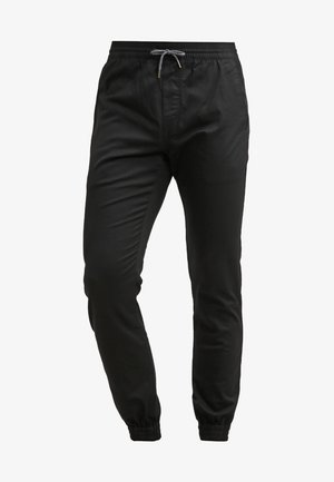 FRICKIN SLIM FIT - Trousers - black