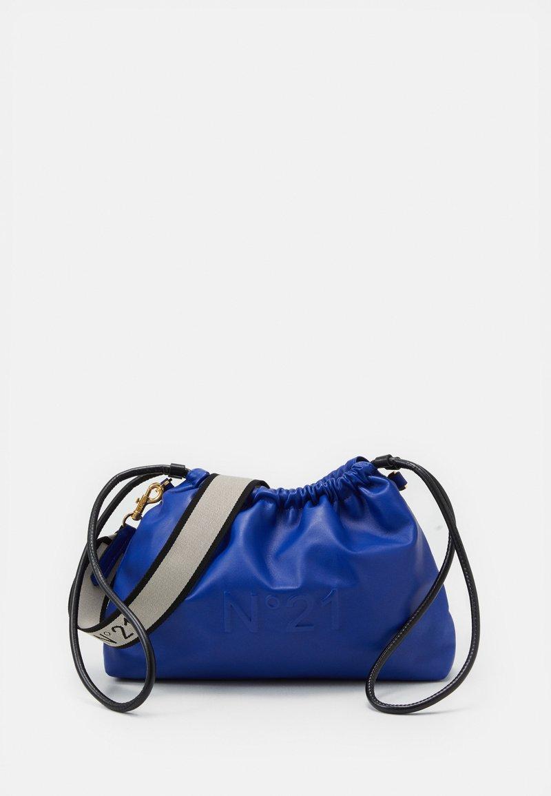 N°21 - COULISSE EVA - Across body bag - blue