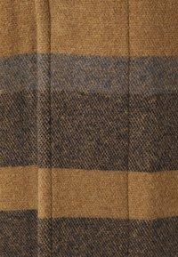 PS Paul Smith - MENS DUFFLE COAT - Classic coat - camel/blue - 7