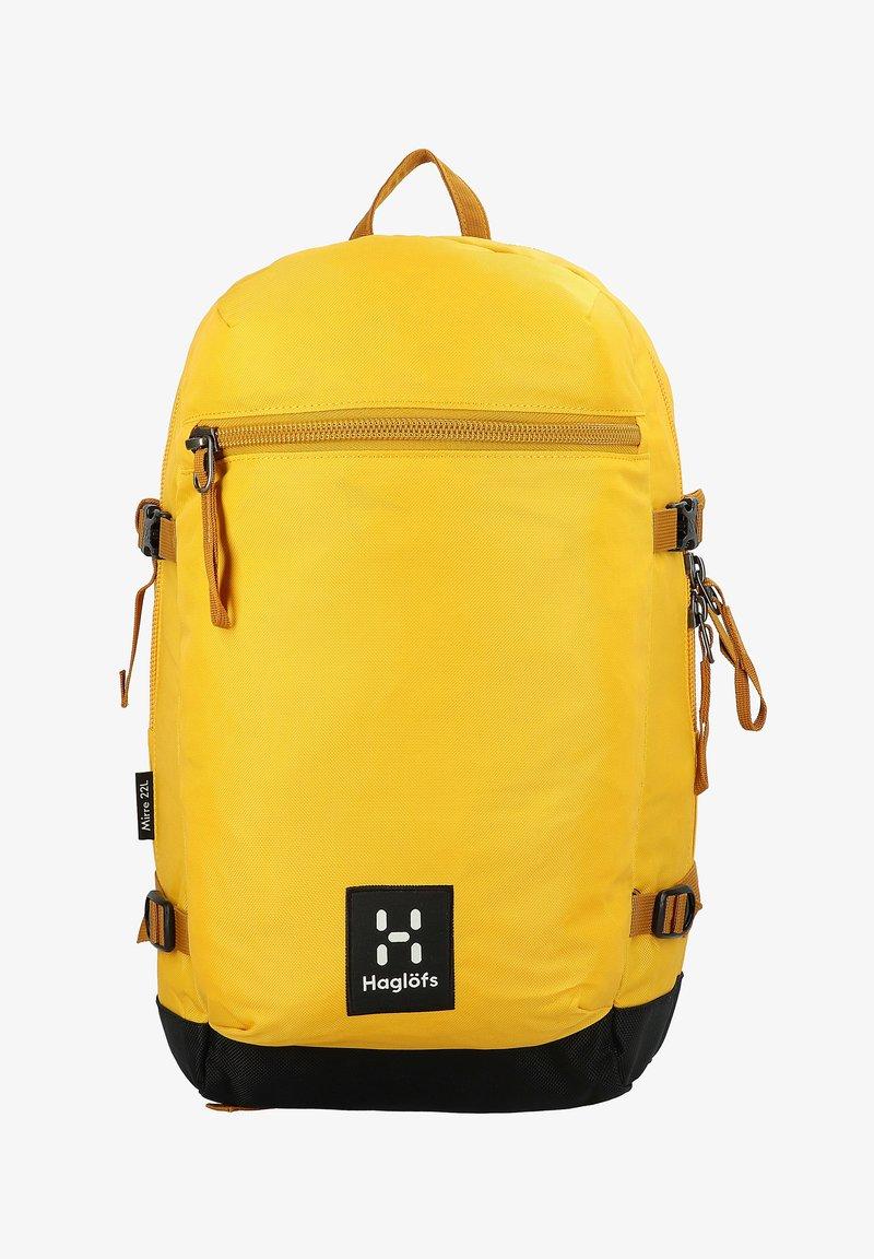 Haglöfs - MIRRE - Rucksack - pumpkin yellow